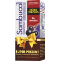 Sambucol Extra Strong Syrop, 120 ml + 2 audiobooki W PREZENCIE