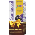 Sambucol Junior Syrop 120 ml + 2 Audiobooki W PREZENCIE