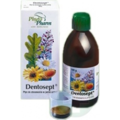 DENTOSEPT  PŁYN 100 ML