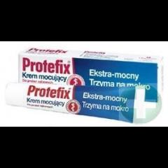 entfernen protefix haftcreme