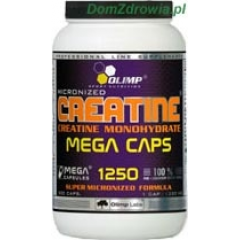 OLIMP CREATINE MEGA CAPS 150 KAPSUŁEK