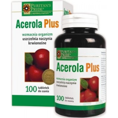 Acerola Plus, 100 tabletek do ssania