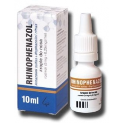 RHINOPHENAZOL KROPLE DO NOSA 10 ML