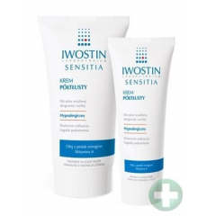 IWOSTIN SENSITIA KREM PÓŁTŁUSTY 150 ML