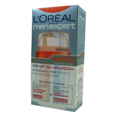 Loreal Men Expert Krem pod oczy Vitalift for Men Double