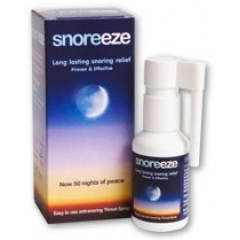 Snoreeze, Spray do gardła, 23,5 ml