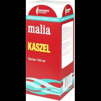 SYROP HOMEOPATYCZNY MALIA 150 ML - DomZdrowia.pl