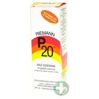 riemann p20 lotion