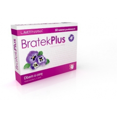 Bratek Plus, 50 tabletek