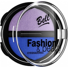 Bell Fashion and Pearly Eyeshadows Cień do powiek 603