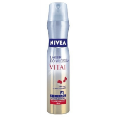 Nivea Hair Care Styling Lakier do włosów Vital