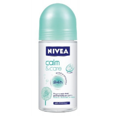 Nivea Dezodorant CALM and CARE roll-on