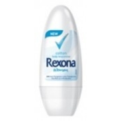 Rexona Basic Cotton dezodorant antyperspiracyjny roll on