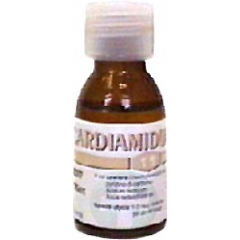 CARDIAMIDUM 0,25 G/1 ML KROPLE 15 ML
