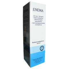 ENEMA  PŁYN 150 ML