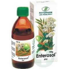 ENTEROSOL  PŁYN 100 ML
