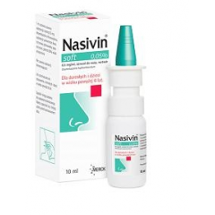 NASIVIN SOFT 0,05% AEROZOL 10 ML