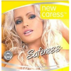 NEW CARESS SAFENESS 3 SZTUKI