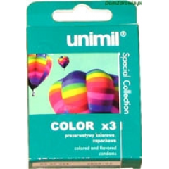 UNIMIL SPECIAL COLLECTION COLOR 3SZT.