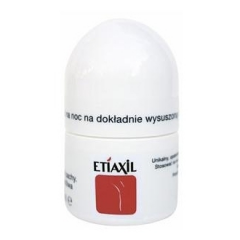 Etiaxil Roll-On, Antyperspirant pod pachy do cery normalnej, 12,5 ml