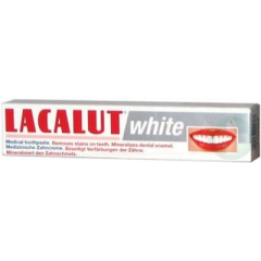 PASTA LACALUT WHITE 75 ML
