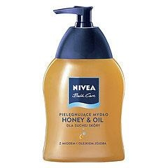 NIVEA BATH CARE - KREMOWE MYDŁO W PŁYNIE HONEY & OIL 250 ML