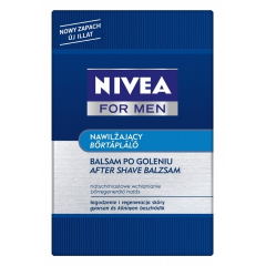 NIVEA FOR MEN - NAWILŻAJĄCY BALSAM PO GOLENIU (MILD) 100 ML