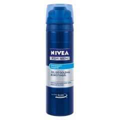 NIVEA FOR MEN - CHŁODZĄCY ŻEL DO GOLENIA (EXTRA FRESH) 200 ML