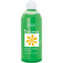 ZIAJA INTIMA PŁYN DO HIGIENY INTYMNEJ NEUTRAL 500 ML