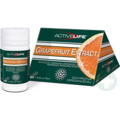 ACTIVELIFE GRAPEFRUIT EXTRACT 30 TABL. 5