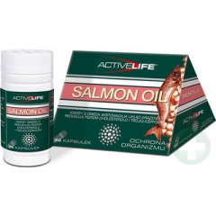 ACTIVELIFE SALMON OIL 30 TABL.