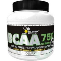OLIMP BCAA 750 STRONG 120 TABLETEK