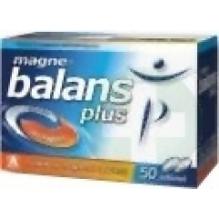 MAGNE-BALANS PLUS 50 TABLETEK