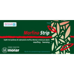 HYDREX TEST MORFINA STRIP 1 SZTUKA