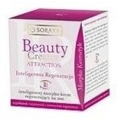 SORAYA BEAUTY CREATOR ATTRACTION INTELIGENTNA REGENERACJA KREM NA NOC