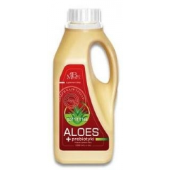 ALOES PRIMA Z PREBIOTYKAMI 1000 ML