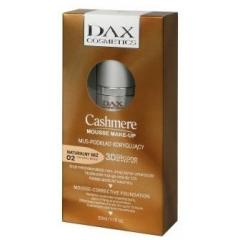 DAX COSMETICS CASHMERE MOUSSE MAKE-UP NATURALNY BEŻ 02