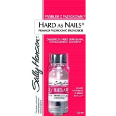SALLY HANSEN 2103 - UTWARDZACZ DO PAZNOKCI HARD AS NAILS
