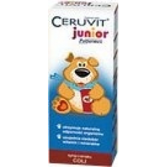 CERUVIT JUNIOR (CERUTIN) SYROP SMAK COLI 120 ML