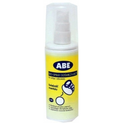 ABE DEO SPRAY DO STÓP ODŚWIEŻAJĄCY 120 ML