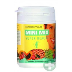 MINI MIX SUPER BEAUTY 200 TABLETEK