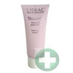 LIERAC-45 REGULANCE EMULSION MATIFIANTE KREM DO SKÓRY TŁUSTEJ 40 ML