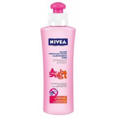 NIVEA HAIR CARE STRAIGHT & EASY - BALSAM PROSTUJĄCY WŁOSY
