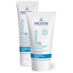 Iwostin Sensitia, Krem tłusty, 50 ml