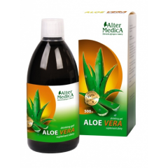ALTER MEDICA ALOE VERA DRINKING GEL 500 ML