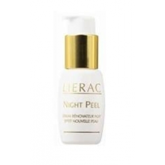 LIERAC NIGHT PEEL - KONCENTRAT- SERUM ODNAWIAJĄCE NA NOC 30 ML
