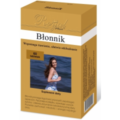 ROYAL PLUS BŁONNIK 60 TABLETEK