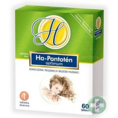 HA-PANTOTEN OPTIMUM 30 TABLETEK