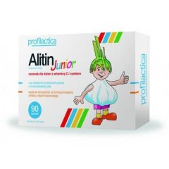 ALITIN JUNIOR 90 TABLETEK