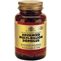 SOLGAR ADVANCED MULTI-BILLION DOPHILUS 60 KAPS.